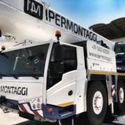 Tadano 130 T. - IPERMONTAGGI SRL
