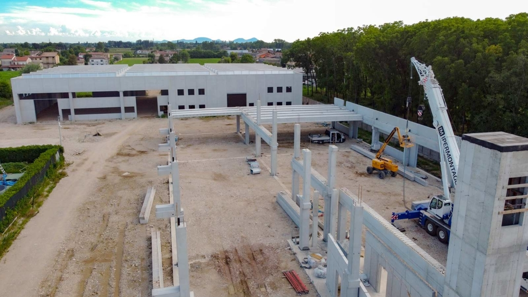 Riqualificazione edilizia Tombolo - Padova